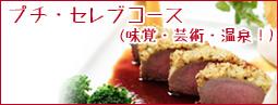 観光案内(プチ・セレブコース)
