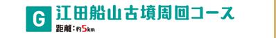 G江田船山古墳周回コース